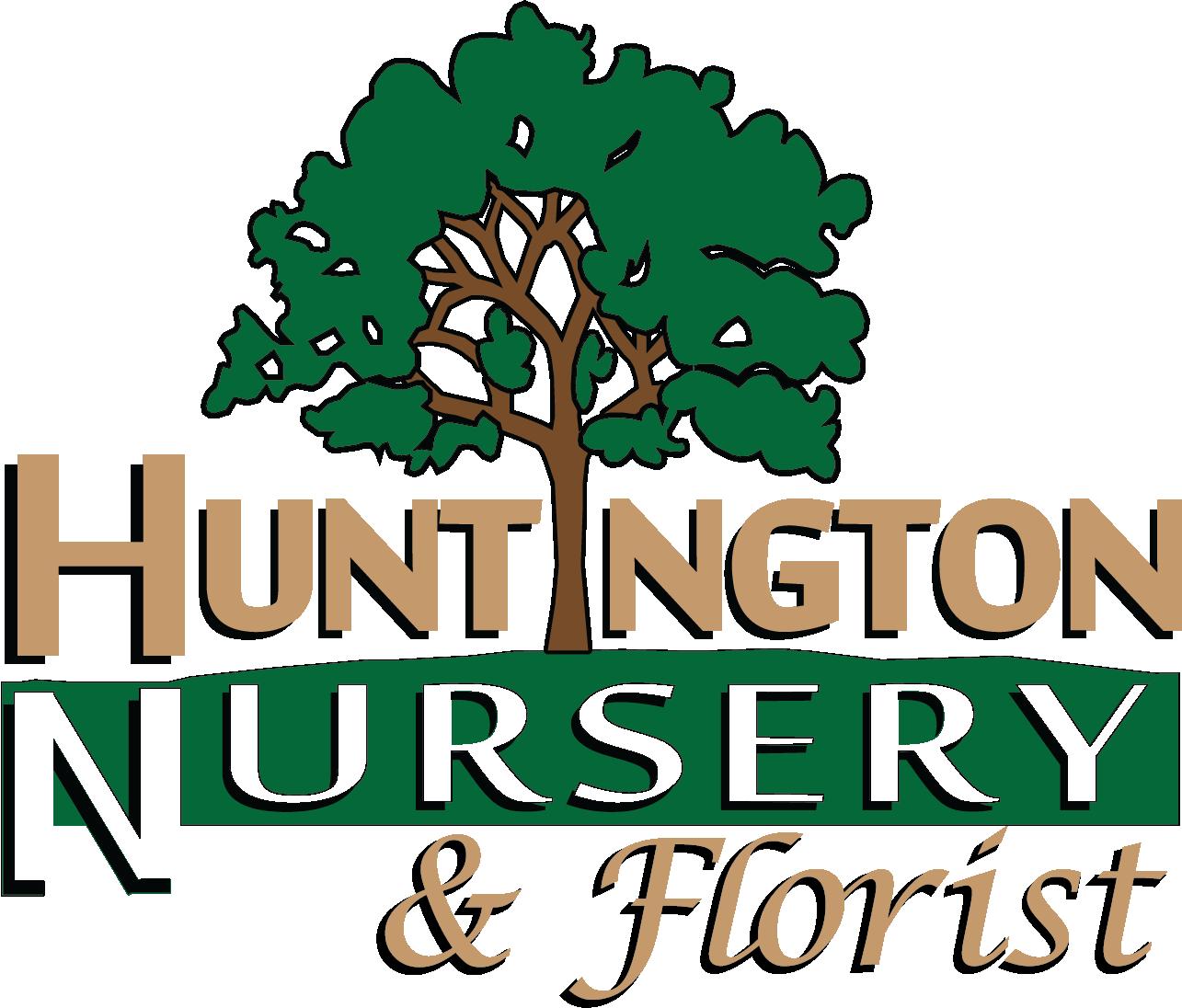 Huntington Nursery & Florist Logo